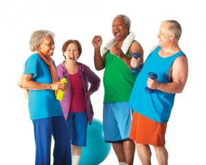 fitness for elderly