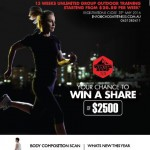 winter fitness challenge wollongong