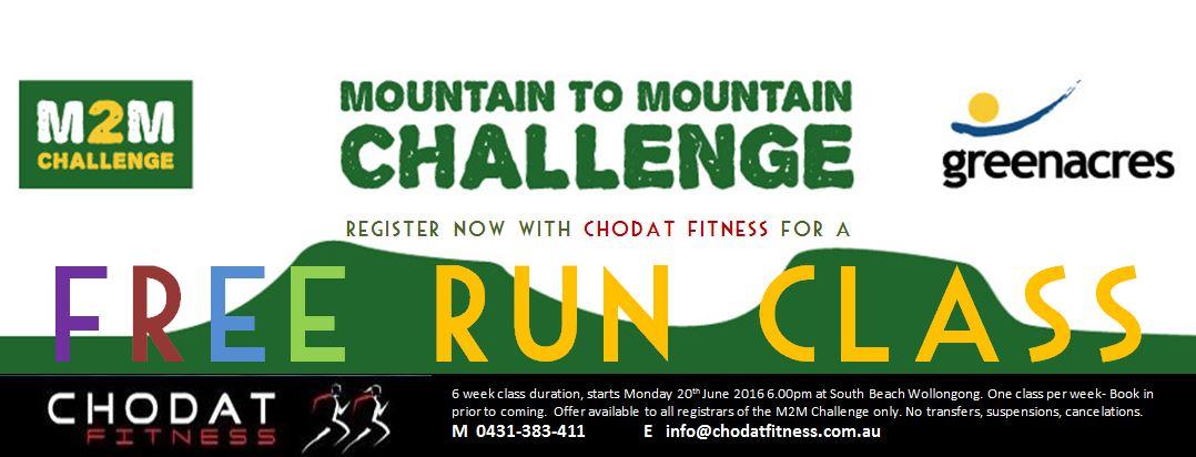 M2M challenge