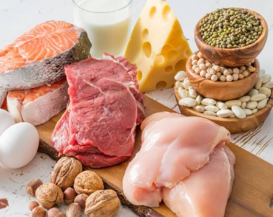 Our Bodies Need Food High In Protein