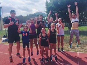 Sprint coaching & training