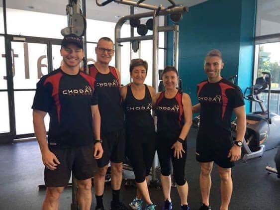 Wollongong fitness trainers