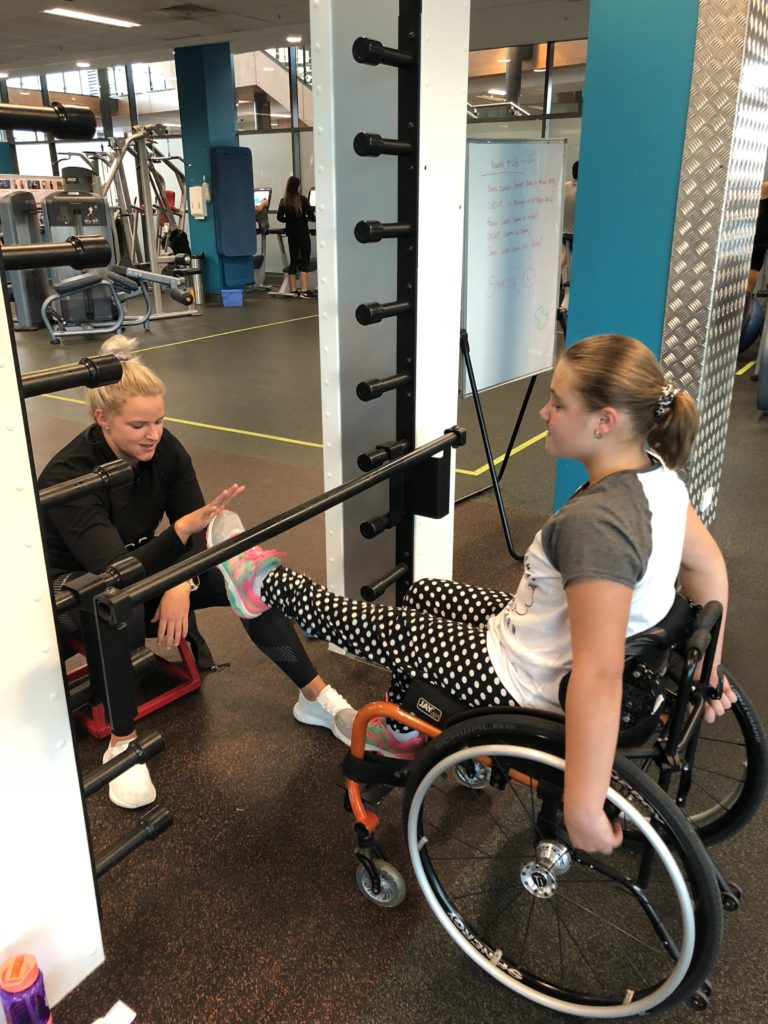 pics Fitness With a Disability Starts Here and Now
